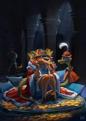 Prince John by Koni-art