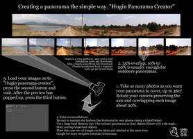 Panorama tutorial Hugin by McRos