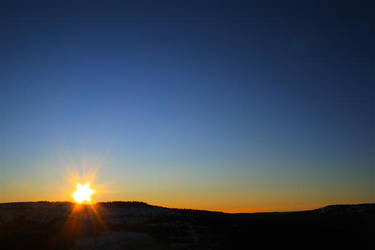 Sunrise in Black Forest by FridayNightShot