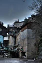 detrital factory by FridayNightShot