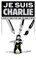 Je suis Charlie by Vaessili