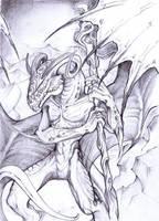 dragonmagician by drachenmagier