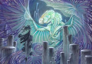 Holy Beast by drachenmagier