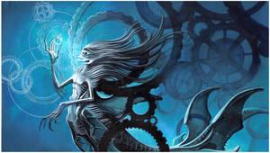 time magic by drachenmagier
