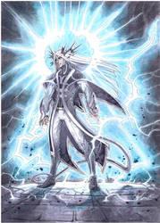 Lightning Lord by drachenmagier