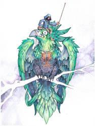 Bird by drachenmagier