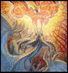 Firebreath by drachenmagier
