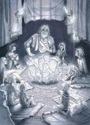 Earthdawn - Storyteller by drachenmagier