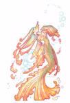goldfish by drachenmagier