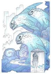 Skyfish by drachenmagier