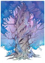 tree by drachenmagier