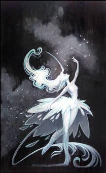 dancing unicorn by drachenmagier