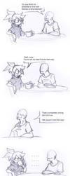 awkward moment by drachenmagier