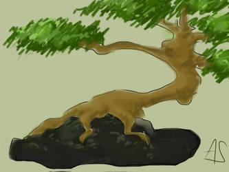 Tree Sketch by AshleyDesignSmith