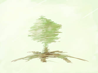 Tree 2 by AshleyDesignSmith