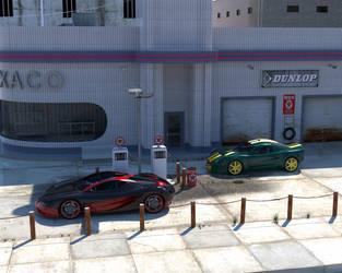 car test by lasserine