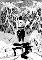 Naruto: Dead end by RafiX14