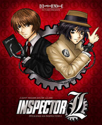 Inspector L by Laurama