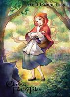 Red Riding Hood SP1 Promo - Juri H. Chinchilla by Pernastudios