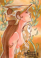 Athena - Stacey Kardash by Pernastudios