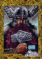 Thor - Chris Meeks by Pernastudios