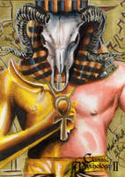 Amun - Matt + Mick Glebe by Pernastudios