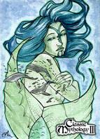 Sedna - Samantha Johnson by Pernastudios