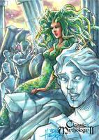 Medusa - Hanie Mohd by Pernastudios