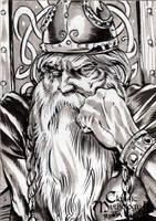 Odin - Mike Rooth by Pernastudios
