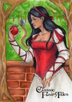 Snow White - Sha-Nee Williams by Pernastudios