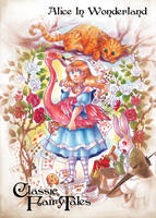 Alice in Wonderland - Hanie Mohd by Pernastudios