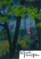 Little Red Riding Hood - Ingrid Hardy by Pernastudios