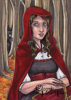 Little Red Riding Hood - Lynne Anderson by Pernastudios