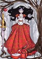 Snow White - Kat Laurange by Pernastudios