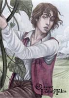 Jack and the Beanstalk - Athina P. Konstantinidou by Pernastudios