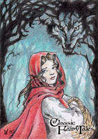 Little Red Riding Hood - Carolyn Edwards by Pernastudios