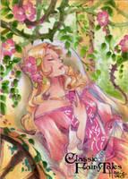 Sleeping Beauty - Hanie Mohd by Pernastudios