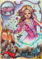 Cinderella - Hanie Mohd by Pernastudios
