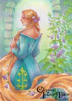 Rapunzel - Hanie Mohd by Pernastudios