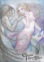 Little Mermaid - Juri H. Chinchilla by Pernastudios