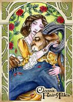 Beauty and the Beast - Samantha Johnson by Pernastudios