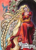 Rapunzel - Stacey Kardash by Pernastudios