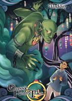 Aladdin - Hanie Mohd by Pernastudios