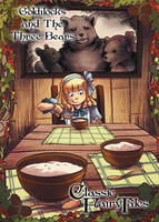 Goldilocks and the Three Bears - Hanie Mohd by Pernastudios