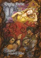 Sleeping Beauty - Soni Alcorn-Hender by Pernastudios