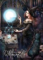Witchcraft - P1 Promo by Juri H. Chinchilla by Pernastudios