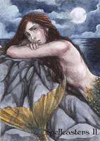 Spellcasters Sketch Card - Athina Konstantinidou 2 by Pernastudios