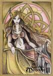 Freyja - Alexis Hill by Pernastudios