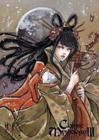 Benzaiten - Yuriko Shirou by Pernastudios
