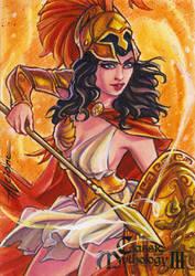 Athena - Alcione Silva by Pernastudios
